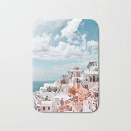 Santorini, Oia Bath Mat