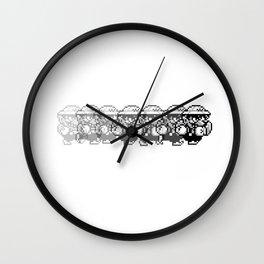 Wario Dash Wall Clock