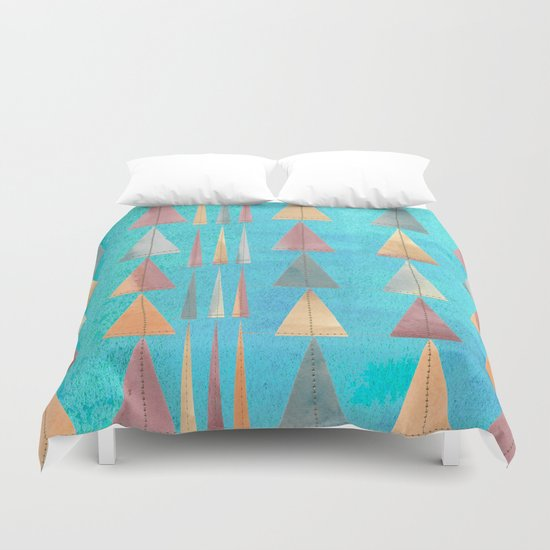 Up Duvet Cover