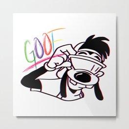 Goof Metal Print