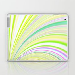 Re-Created Slide18 by Robert S. Lee Laptop & iPad Skin