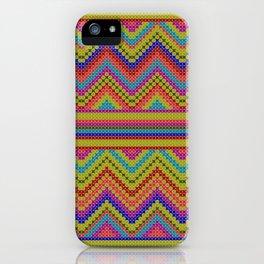 ziggy-zag x-dust iPhone Case