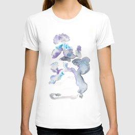 141203 Abstract Watercolor Block 68 T-shirt