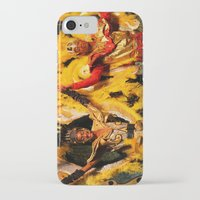 carnival iPhone & iPod Cases featuring Carnival by Trevor Jolley