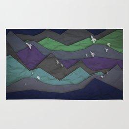 Mountain Layers Rug