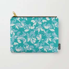 Shadowed Leaves Carry-All Pouch