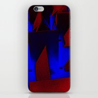 inception iPhone & iPod Skins featuring Inception by R-5370