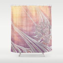 La Vie antérieure (My Former Life) Shower Curtain