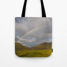ICELAND III Tote Bag
