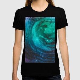 Space Marble Liquid v12 T-shirt