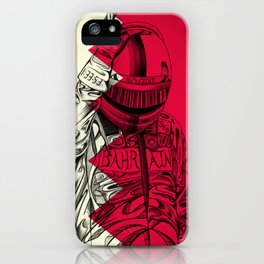 The Sultan of Bahrain iPhone Case