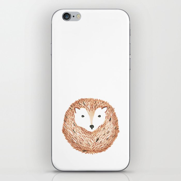 Hérisson. iPhone Skin