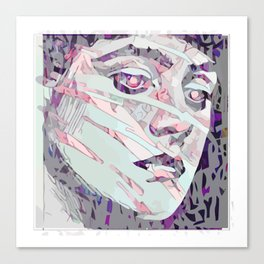 Rachel Understands ~ Soft Canvas Print