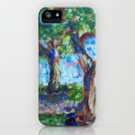 Landscape 3 iPhone Case
