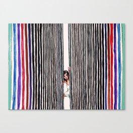 Parallel Dimensions Canvas Print