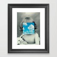 Waiting in Vain Framed Art Print