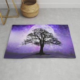 Enchanted Ancestral Tree Rug