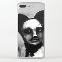 When Mickey was young - by Marstein Clear iPhone Case