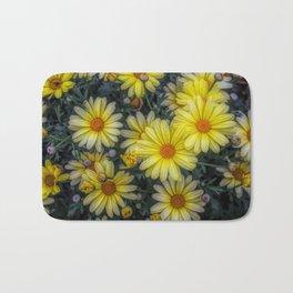A Pop of Color Bath Mat