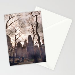 N.Y. Park  Stationery Cards