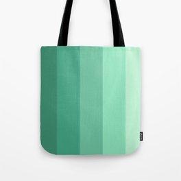 Mint Water Tote Bag
