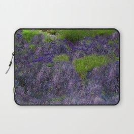 Lavender Fields Laptop Sleeve
