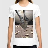 architect T-shirts featuring Dead Architect by DadaSoulFace