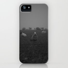 Neighbourhood watch - photo series iPhone Case