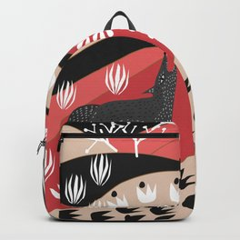 Wolf's Promise Land Backpack