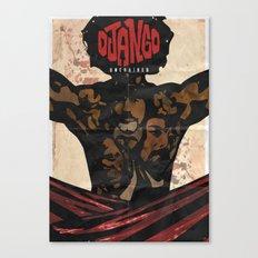 Django Canvas Print