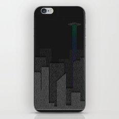 The Lone UFO iPhone & iPod Skin