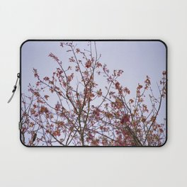 Blossoms in Fall Laptop Sleeve