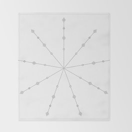 Mystical Throw Blanket