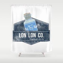 Lon Lon Co. Shower Curtain
