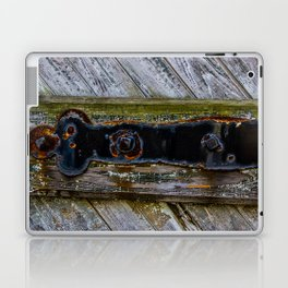 Hanging-by after 30 years Laptop & iPad Skin