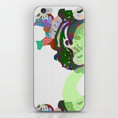 Cephalopod iPhone & iPod Skin