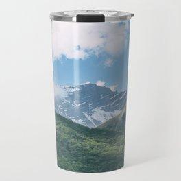 Mountains in Sichuan Travel Mug