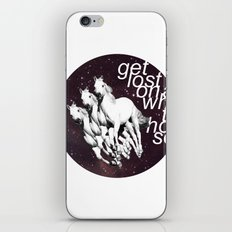 Get Lost... iPhone & iPod Skin