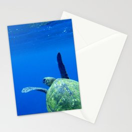 Turtle of the Sea Stationery Cards
