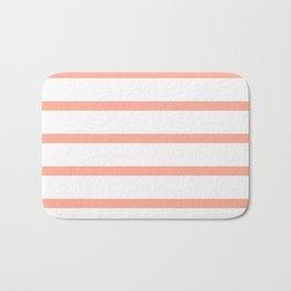 Summer Stripes Bath Mat