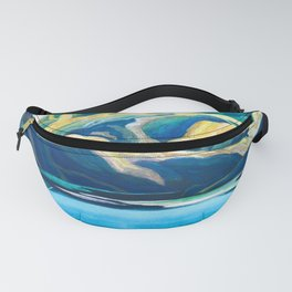 Franklin Carmichael - Lone Lake - Canada, Canadian Watercolor Painting - Group of Seven Fanny Pack