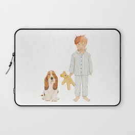 Time For Bed Laptop Sleeve