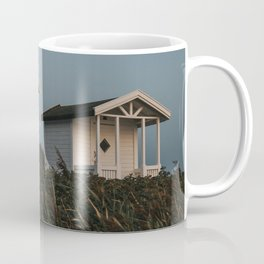 Evening at the beach - Landscape and Nature Photography Coffee Mug