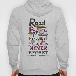 Road to Power is paved with Hypocrisy - House of Cards Hoody
