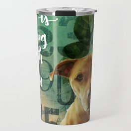 Shelagh Happiness Is Being With You Travel Mug