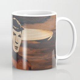 Leonard Nimoy alias Mr. Spock Coffee Mug