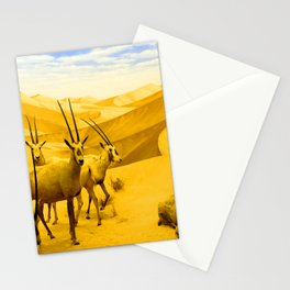 Deserters Stationery Cards