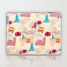 Travel Fever Laptop & iPad Skin