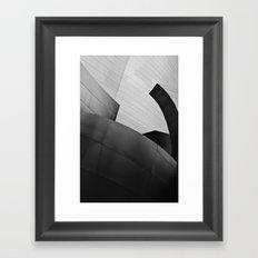 Gehry II Framed Art Print