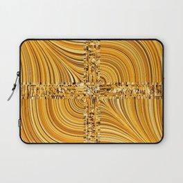 Electric Field Art VIII Laptop Sleeve